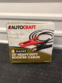 Jumper cables, excellent condition!!! Round Rock, 78665