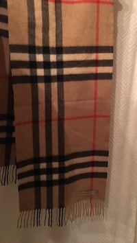 Authentic Burberry Classic Check Scarf Mississauga, L5E 1T9