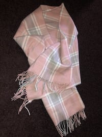 Plaid scarf Monessen, 15062