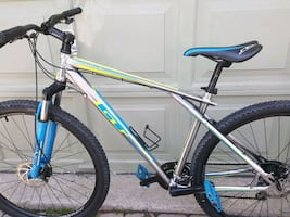 GT Timberline bike