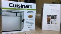 Bread Maker and Hot/Cold Drink Dispenser Yucaipa, 92399