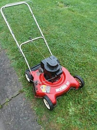 Push Mower 20""