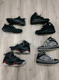 **used** Mens Size 11 1/2 shoes $50 for all Los Angeles, 91331