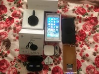 Gold iPhone 6splus 128gb with box Ilford, IG1 2SX