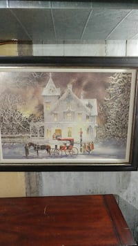 Signed walter campbell print St. Catharines, L2R 1A5