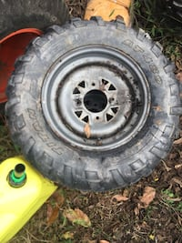 Atv tires (24x9x12) Round Hill, 20141