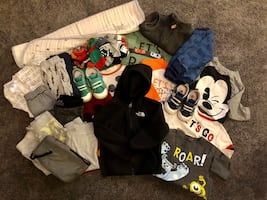 Toddler Boy Clothes - Grab Bag (18-24 M)