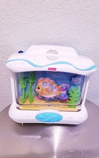 Baby Aquarium  Crib Infant Soother Austin, 78728