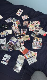 sports trading cards