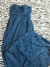 Midnight blue dress Moorhead, 56560