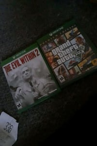 Console game xbox one games