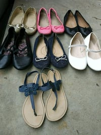 women's assorted pairs of shoes San Diego, 92116