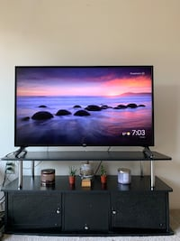 "LG TV 49"" LED Smart and TV stand with cabinets Glen Burnie, 21061"