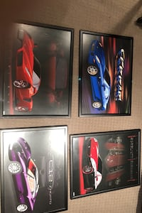 20 x 24 inch car posters...good quality's  Toronto, M6L 2R8
