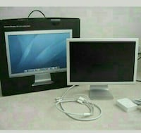 "20"" Apple cinema display"