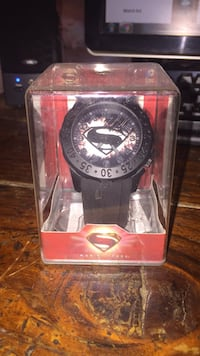Superman Watch Brand New Sealed Never Opened Massillon, 44646