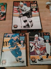Old Hockey Puzzles $20 for All London