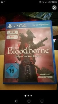 Bloodborne GotY Edition, PS4 6404 km