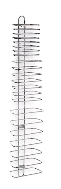 From Bed Bath & Beyond, unused polished stainless steel.  BBB price is $35.   MY PRICE $25 EACH.