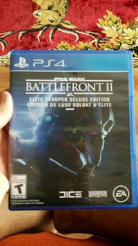 Star battleFront 2 elite Trooper deluxe edition