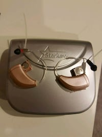 Starkey 3 series hearing aids RIC 312 Las Vegas, 89113