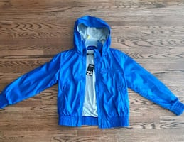 Brand NEW Girls Blue Spring Jacket $10