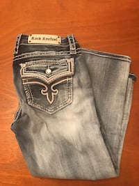Rock Revival Capris