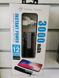 Portable USB battery pack  Silver Spring, 20902