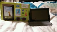 Acer Iconia B1w case(no charger)Good Condition