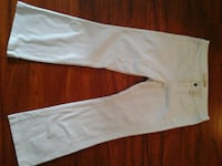 Womens white jeans Pickering, L1W 1H2