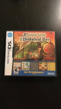 Professor Layton and the Diabolical Box Gaithersburg, 20878