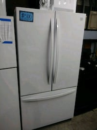 white french door refrigerator with dispenser Baltimore, 21223