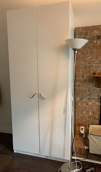IKEA Tall Huge Wardrobe/Closet good condition. Mavis/Queensway area Mississauga, L5C 1A7