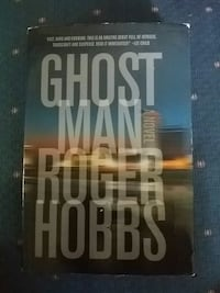 Ghostman, by Roger Hobbs Akron, 44319
