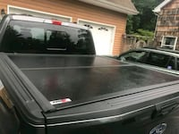 Ford F-150 Bi-Fold hard truck bed cover.  Smithtown, 11787