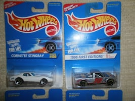 20 VINTAGE HOT WHEELS NEW MINT ON CARD