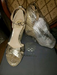 Vince Camuto Wedges. Edinburg, 78542