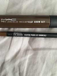 MAC eyebrow set (brunette ) Burlington, L7M 0J5