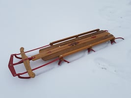 Classic Flexible Flyer sled