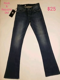 New with tags Rock & Republic size 0M Winchester, 22601