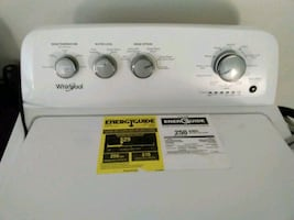 Brand-new never been used washing machine