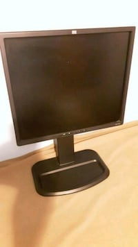 18 inch hp extendable,adjustable computer monitor.