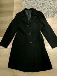 black button-up coat Surrey, V4N 5K9