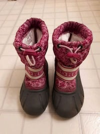 Sorel boots toddler size 9 573 km
