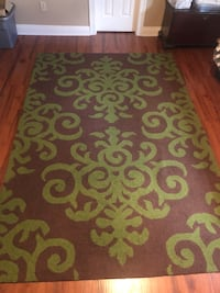 Area rug for sale from Pier 1 beautiful for amy home or apt