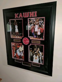 Kawhi Leonard memorable plaque Toronto, M4J 1Y8