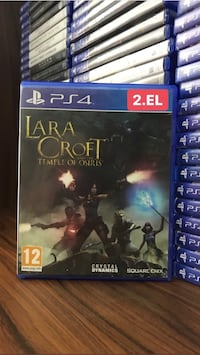 Ps4 Lara Croft Temple - Playbox Bursa Osmangazi, 16050