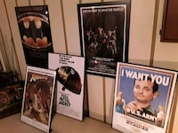 Framed Movie Posters Newburgh, 47630