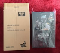 Hot Toys Boba Fett Deluxe Version NEW Frederick, 21701