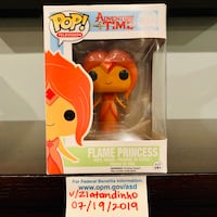 Funko POP! Adventure Time - Flame Princess Chantilly